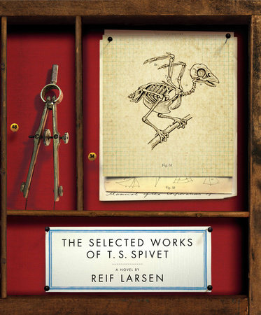 The Selected Works of T. S. Spivet