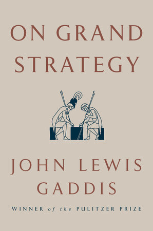 The cover of the book On Grand Strategy