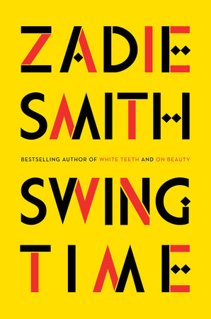 The cover of the book Swing Time