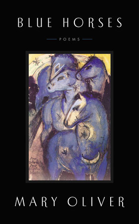 Blue Horses Book Cover Picture