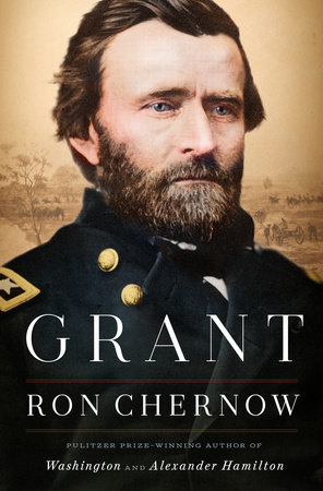 The cover of the book Grant