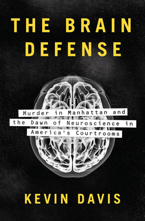 The cover of the book The Brain Defense