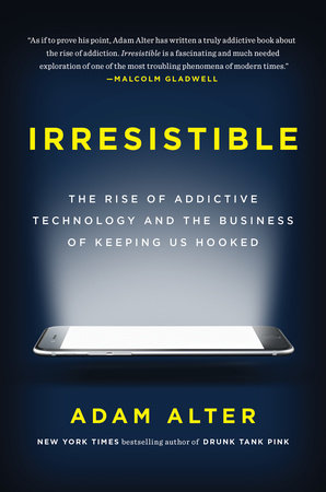 The cover of the book Irresistible