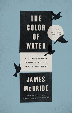 The cover of the book The Color of Water