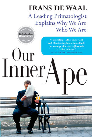 Our Inner Ape by Frans de Waal