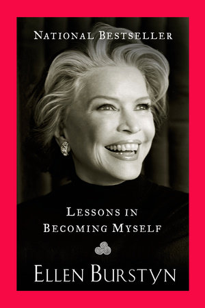 Lessons in Becoming Myself Book Cover Picture