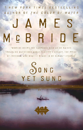 The cover of the book Song Yet Sung