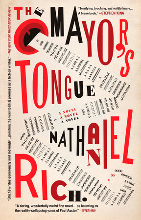 The Mayor's Tongue by Nathaniel Rich