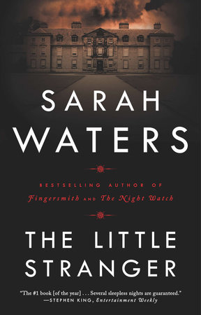 The cover of the book The Little Stranger