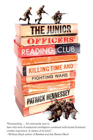 The Junior Officers' Reading Club by Patrick Hennessey