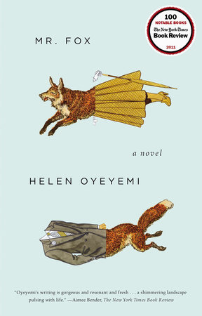 The cover of the book Mr. Fox