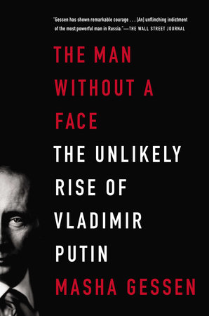 The cover of the book The Man Without a Face