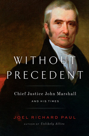 The cover of the book Without Precedent