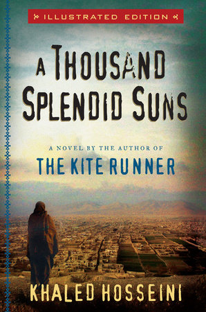 A Thousand Splendid Suns Book Cover Picture