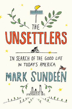 The cover of the book The Unsettlers