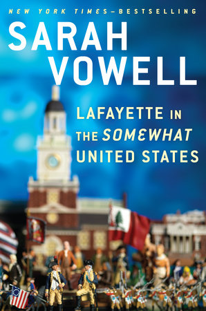 Lafayette in the Somewhat United States Book Cover Picture