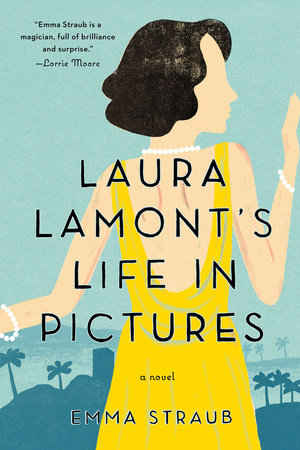 Laura Lamont's Life in Pictures Book Cover Picture