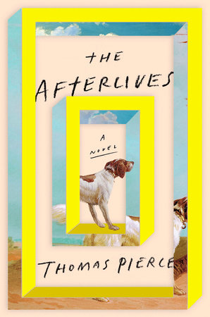 The cover of the book The Afterlives
