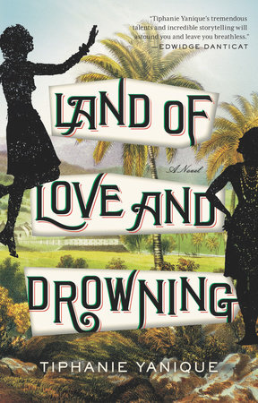 The cover of the book Land of Love and Drowning