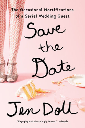 Save the Date Book Cover Picture