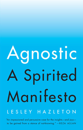 The cover of the book Agnostic