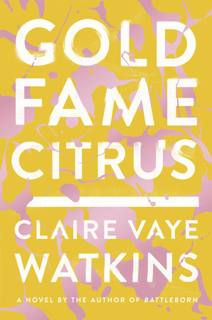 Gold Fame Citrus Book Cover Picture