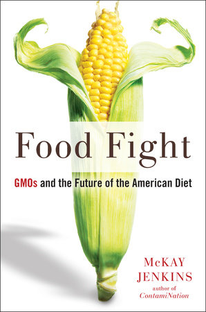 The cover of the book Food Fight