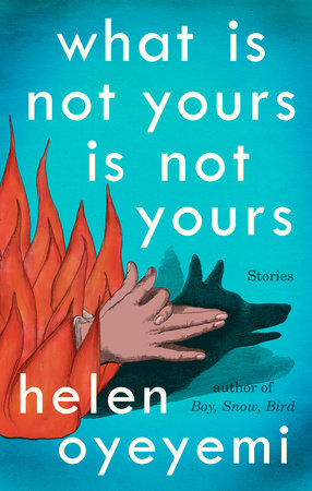 What Is Not Yours Is Not Yours Book Cover Picture