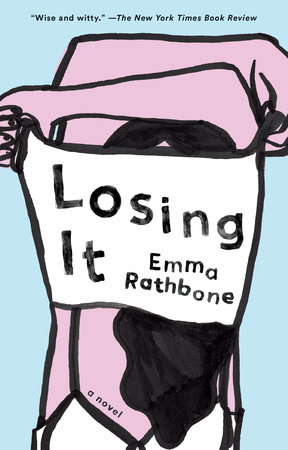 The cover of the book Losing It