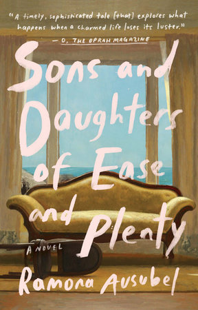 The cover of the book Sons and Daughters of Ease and Plenty