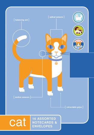 Quirknotes: Cat by Quirk Staff