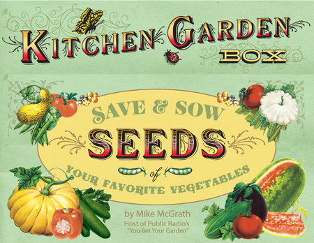 Kitchen Garden Box by Mike Mcgrath