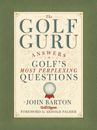 The Golf Guru by John Barton