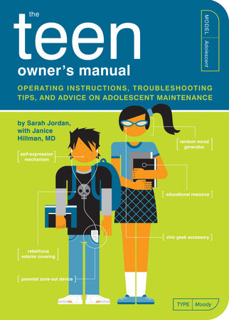 The Teen Owner's Manual by Sarah Jordan