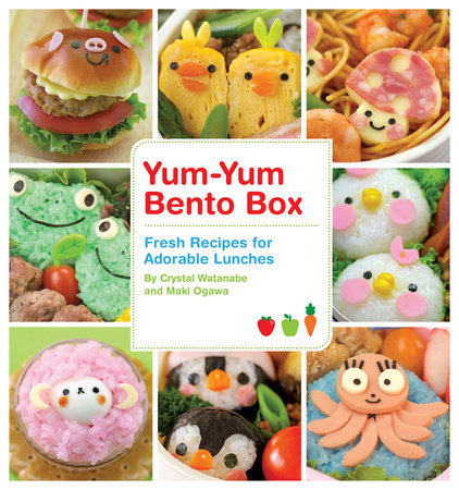 Yum-Yum Bento Box by Crystal Watanabe and Maki Ogawa