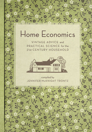 Home Economics by Jennifer Mcknight Trontz