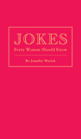 Jokes Every Woman Should Know