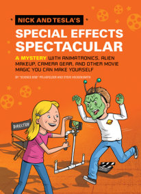 Nick and Tesla's Special Effects Spectacular