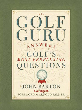 The Golf Guru by John Barton