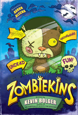 Zombiekins by Kevin Bolger