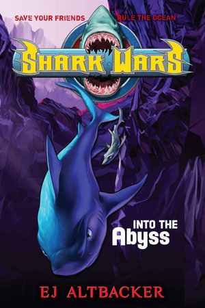 Shark Wars #3 by EJ Altbacker