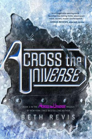 Across the Universe Book Cover Picture