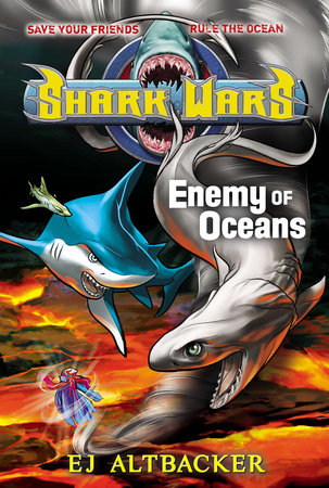 Shark Wars #5 by EJ Altbacker
