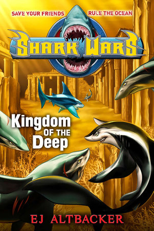 Shark Wars #4 by EJ Altbacker
