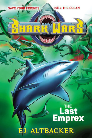 Shark Wars #6 by EJ Altbacker