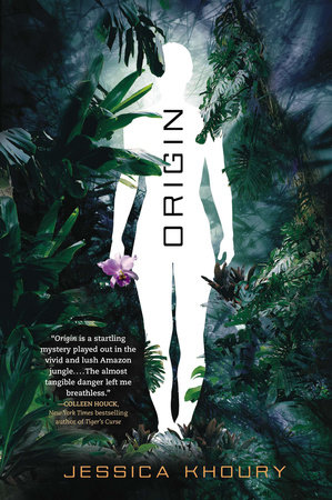 Origin Book Cover Picture