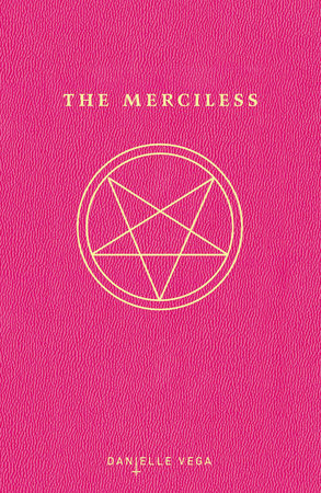 The cover of the book The Merciless