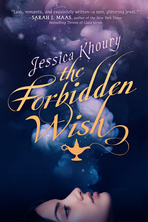 The cover of the book The Forbidden Wish