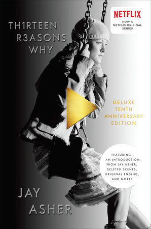 Thirteen Reasons Why 10th Anniversary Edition Book Cover Picture