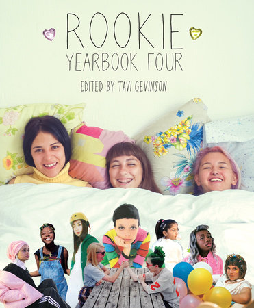Rookie Yearbook Four by Tavi Gevinson